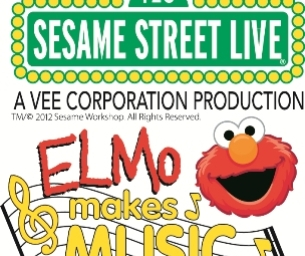 Giveaway - Sesame Street LIVE Elmo Makes Music