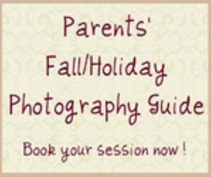 Fall/Holiday Photography Guide