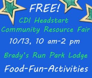 CDI Head Start Community Resource Fair