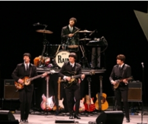 "See ""RAIN: A Tribute to the Beatles"" This Weekend"