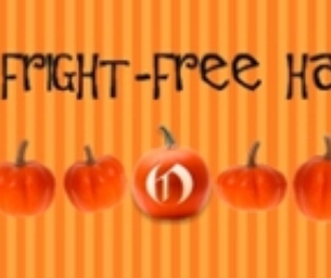 Have a Fright-Free Halloween