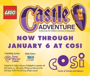 COSI Family 4-Pack Ticket GIVEAWAY!