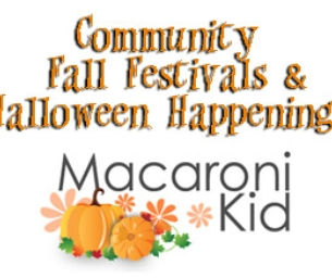 Columbus Fall Festivals & Halloween Happenings