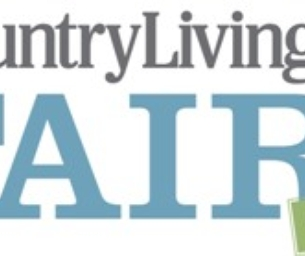 WIN 2 TIX to the COUNTRY LIVING FAIR. Oct. 26-28