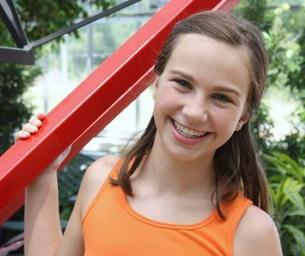 Meet Ally- Starring in CYT's The Little Mermaid