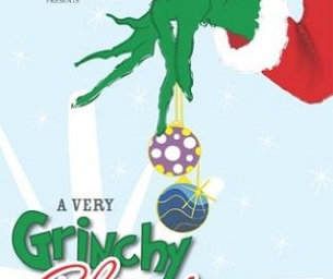 "WIN: 4 Tickets to ""A Very Grinchy Christmas"""