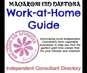 Work and Shop at Home Guide!