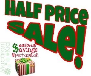Seasonal Savings Spectacular Slashing Prices!