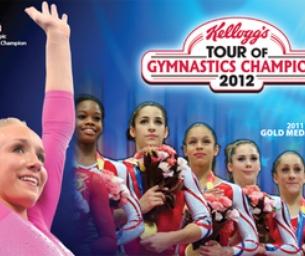 2012 Kellogg's® Tour of Gymnastics Champions