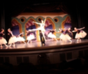 The Nutcracker at Carnegie Performing Arts Center
