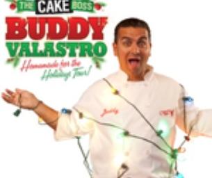 "TLC's ""Cake Boss"" Star Buddy Valastro"