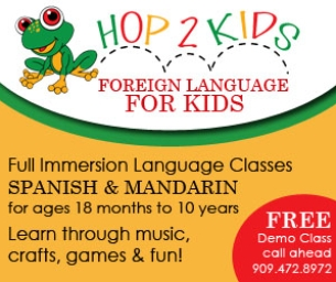 Hop 2 Kids Spanish Class--Holiday Mini Session