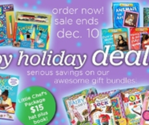 Holiday Deals from Downtown Bookworks