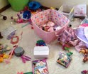 Clear the Toy Clutter Now