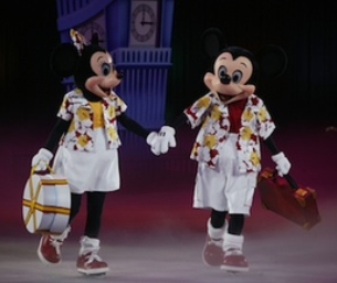 Disney on Ice Skates to Ontario