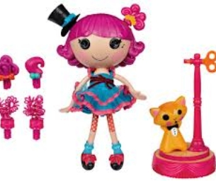LalaLoopsy Silly Hair Star Doll -