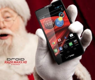 Motorola Lets You Text Your Wish to Santa
