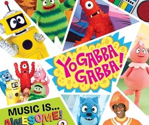 Yo GABBA GABBA FREE Giveaway