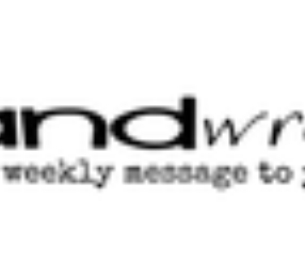 HandWritten A Weekly Message Feature