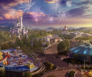 Introducing Disney's New Fantasyland!