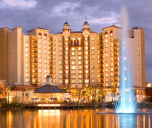 Family Travel: Wyndham Grand Orlando Resort