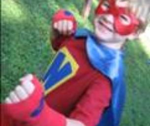 Babypop Superhero Capes