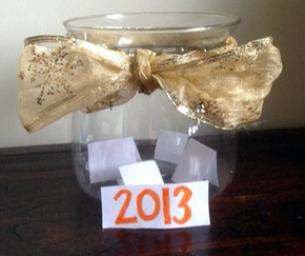 2013 Memory Jar ~ Macaroni Fun