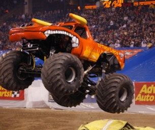 Win a Family Four-Pack to Monster Jam!