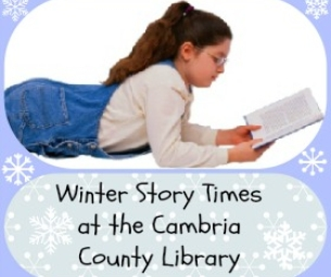 Exciting Things at the Cambria County Library!
