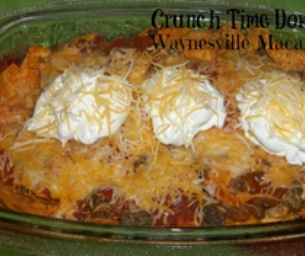 Recipe of the Week - Crunch Time Dorito Bake