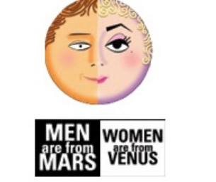 Men are from Mars, Women are from Venus {GIVEAWAY}