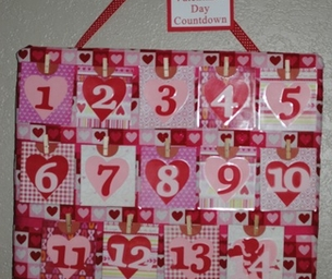 Countdown to Valentine's Day!