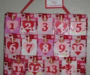Countdown to Valentine's Day!