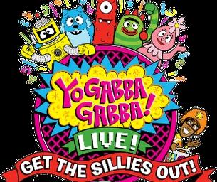Win 4 TIX to YO GABBA GABBA! LIVE!