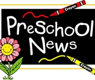 PRESCHOOL CONTEST IS BACK!!