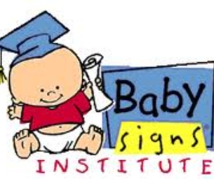 SIGNING WITH BABY!