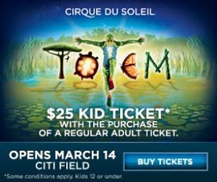 Win 4 Tix to Cirque du Soleil!