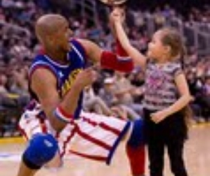 Harlem Globetrotters March into Johnstown!