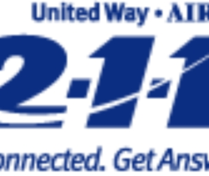 """""""Get Connected - Get Answers"""", Dial 2-1-1"""