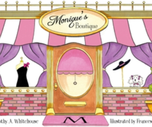 Macaroni Book Review: Monique's Boutique
