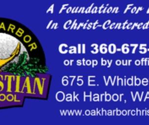 Introducing Oak Harbor Christian School...