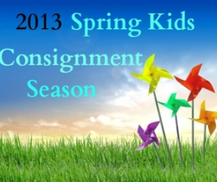 CONSIGNMENT SEASON IS IN FULL SWING!!
