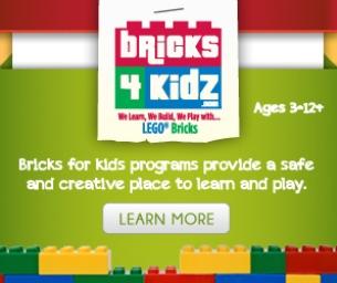 Bricks 4 Kidz Spring Break Camps