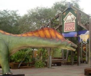 WIN 4 TIXs to DinoQuest 2 @ Lowry Park Zoo