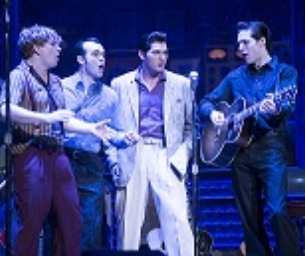 Win 2 Tickets to Million Dollar Quartet