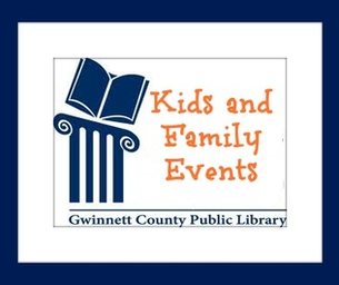 Gwinnett County Library - Kids and Family Events