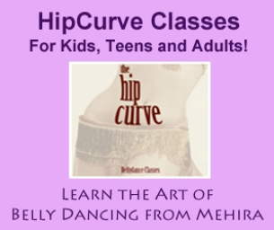 HipCurve Classes for Kids, Teens, and Adults!