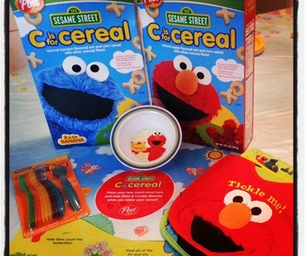 REVIEW: Post's Sesame Street C is for Cereal
