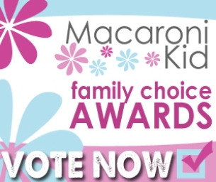 2013 Macaroni Kid Family Choice Awards