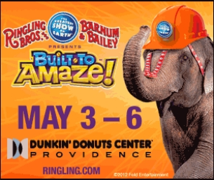 Ringling Bros. and Barnum & Bailey® Built To Amaze